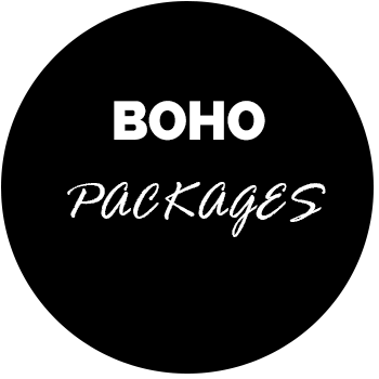 boho packages